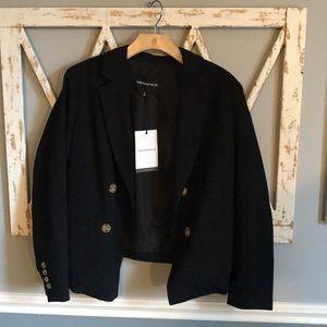 Who What Wear   NWT Black Blazer